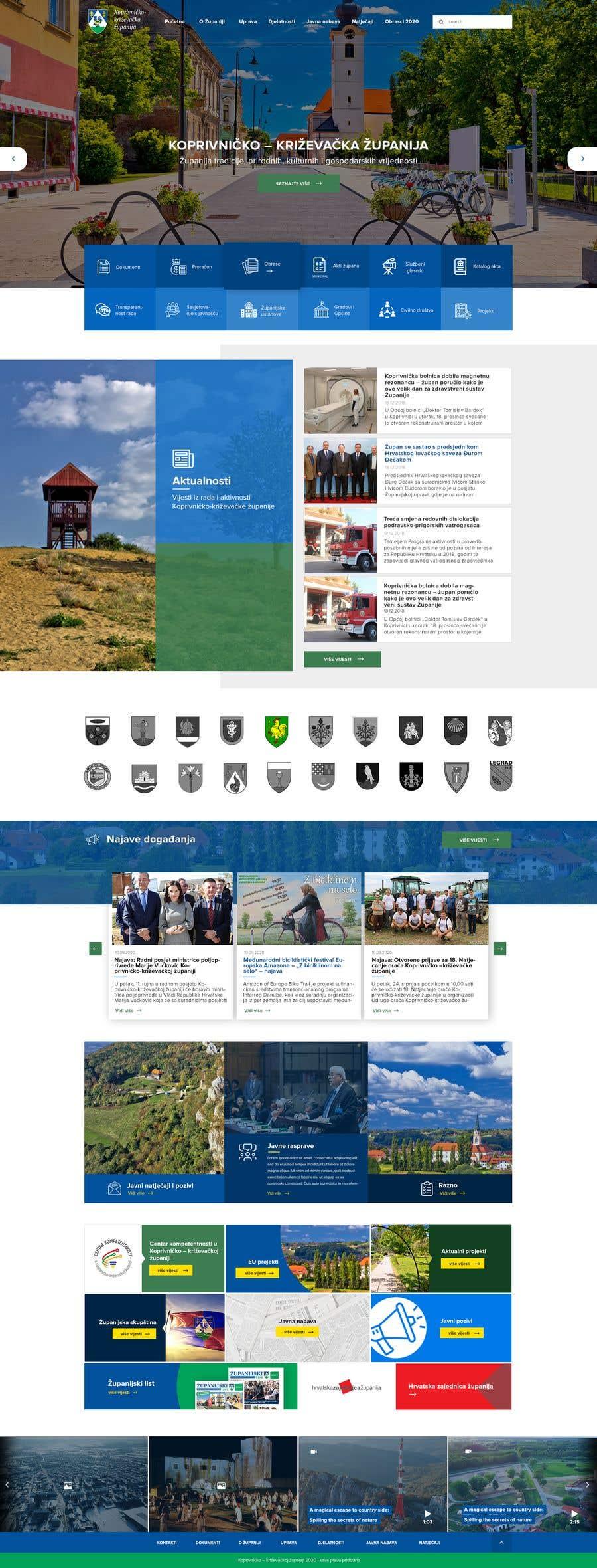 Penyertaan Peraduan #                                        65                                      untuk                                         Home page redesign project