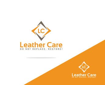 #42 untuk Design a Logo for Leather Restoration Company oleh ydgdesign
