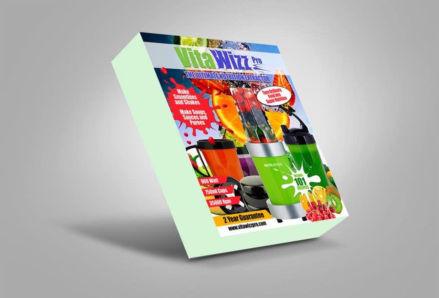 Konkurrenceindlæg #                                        2                                      for                                         VitaWizz Pro Box