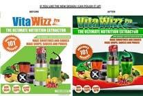 Graphic Design Konkurrenceindlæg #9 for VitaWizz Pro Box