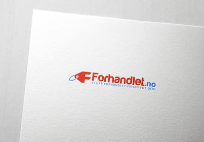 #63 for Design logo for Forhandlet by thelionstuidos