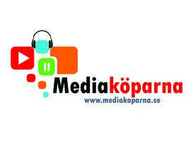 #38 for Design a logo for Mediaköparna by forever555