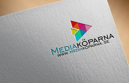 #31 for Design a logo for Mediaköparna by olja85