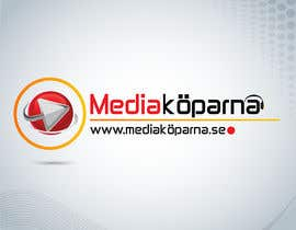 #41 for Design a logo for Mediaköparna by emarquez19