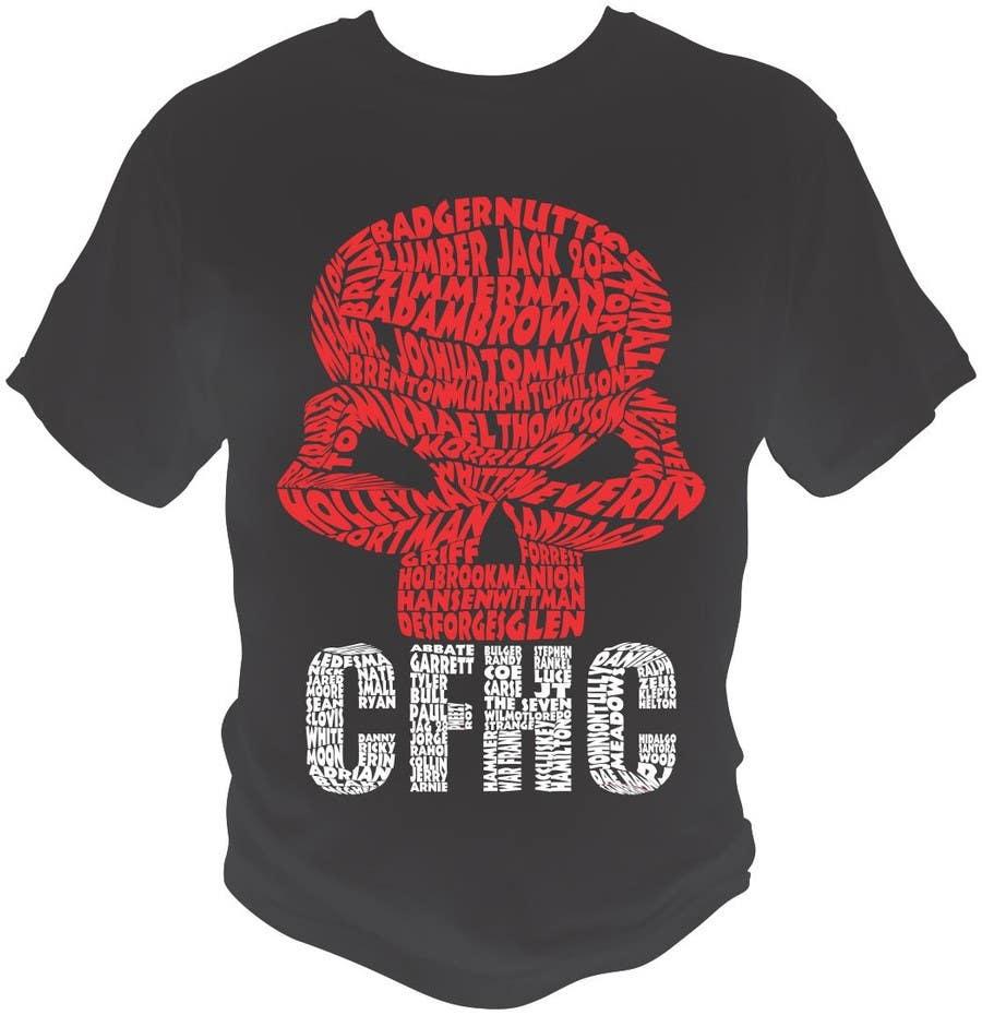 Inscrição nº 62 do Concurso para Simple T-shirt Design for gym. We will buy multiple designs (3 - 5).