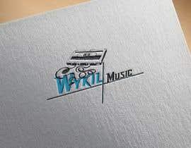 #47 for I need a design for my music logo af fahim3334