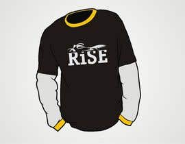 dyv tarafından T-shirt Design for RiSE (Ride in Style, Everyday) için no 39
