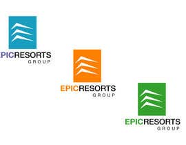 #122 para Logo Design for EPIC Resorts Group por woow7
