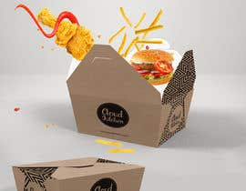 #105 for Smart design packaging for party and gathering food by hasanmehedi55