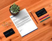 Graphic Design Contest Entry #639 for Design a business card and letterhead with our logo.