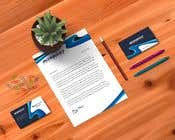 Graphic Design Contest Entry #446 for Design a business card and letterhead with our logo.