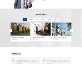 #110 for Website for our holding company by faridahmed97x