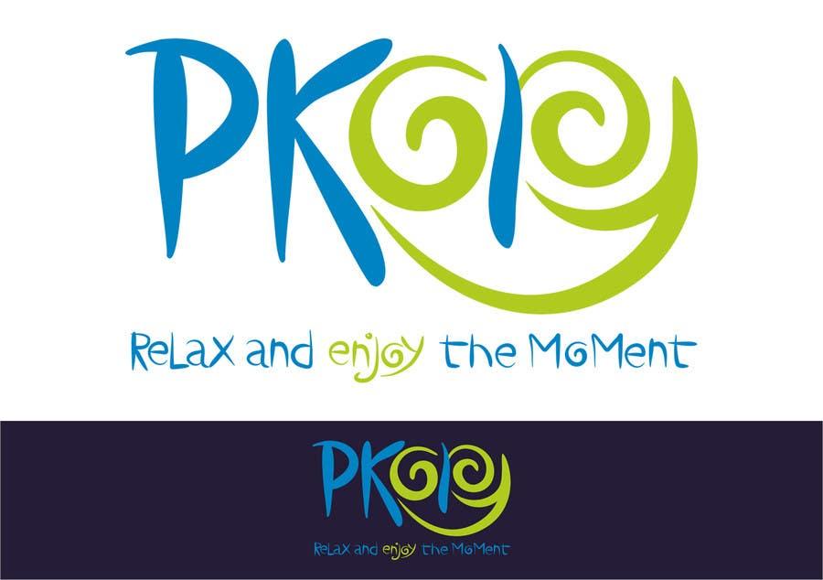 Penyertaan Peraduan #81 untuk Logo Design for PKory - Diseño de Logo para PKory