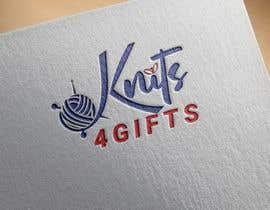#130 untuk Re-Design of Knits4Gifts Logo 2020-2021 oleh hannandesignpro