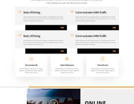 #153 untuk Landing Page Design oleh HafsaKhanom