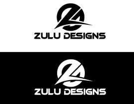 #233 cho Logo design for ZULU DESIGNS bởi alaminmdraj5377