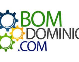 #4 para Logo Design for BomDominio.Com web  site. por webstudiomilano
