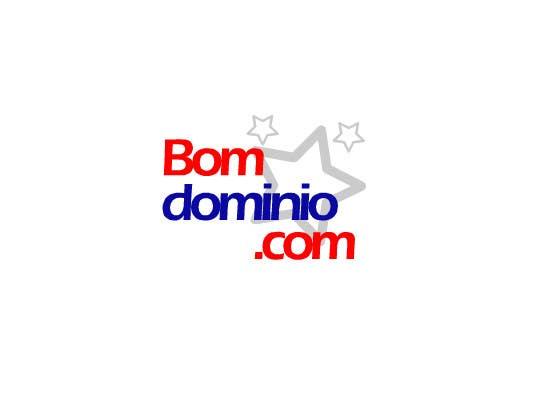 Inscrição nº 7 do Concurso para Logo Design for BomDominio.Com web  site.
