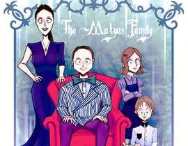 #91 untuk Family Portrait oleh kozzypiece9