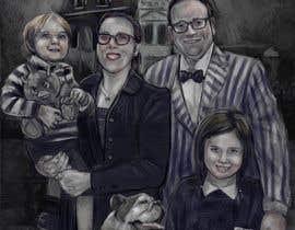 #84 untuk Family Portrait oleh Danicsto