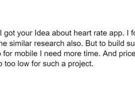 durshopnoshawon tarafından Build an alarm pulse heart rate app için no 3