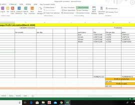 #48 cho Updating/Comparing Excel log bởi jainneeraj849