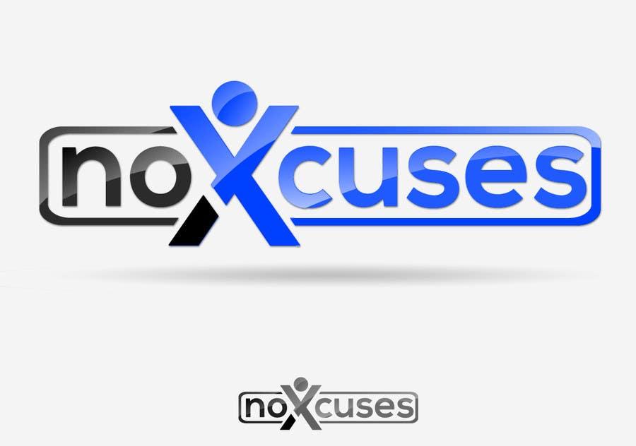 Inscrição nº 81 do Concurso para Logo Design for noXcuses website