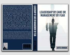 #113 para Design of cover for book about leadership - (both a cover for print + 3D ecover) por imranislamanik