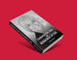 #129 para Design of cover for book about leadership - (both a cover for print + 3D ecover) por ExpertDesignar