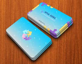 #418 for Building a business card by SultanaNazninC