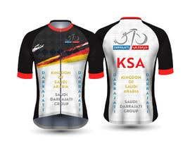 Nro 20 kilpailuun Design New Jersey & Bib Shorts for a well known Cycling Group käyttäjältä TheAnmolMalik