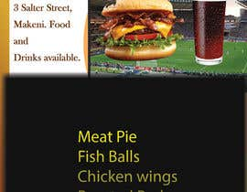 #32 для Flyer for Sports Bar от Aquibcreation69