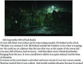 Nro 14 kilpailuun Make me a Horror Story käyttäjältä Dan5626