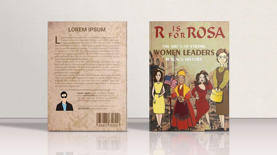 Kilpailutyö #                                        57                                      kilpailussa                                         Book Cover - Strong Women Leaders in Black History