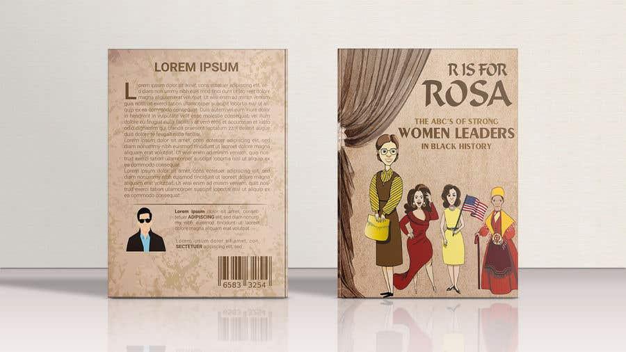 Kilpailutyö #                                        60                                      kilpailussa                                         Book Cover - Strong Women Leaders in Black History