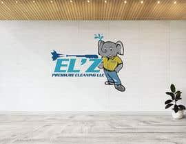 Nro 132 kilpailuun EL'Z Pressure Cleaning LOGO CONTEST käyttäjältä hasib3509