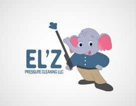 Nro 133 kilpailuun EL'Z Pressure Cleaning LOGO CONTEST käyttäjältä kironsunny