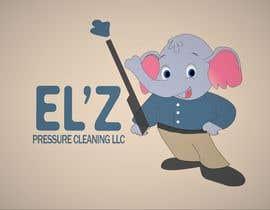 Nro 134 kilpailuun EL'Z Pressure Cleaning LOGO CONTEST käyttäjältä kironsunny
