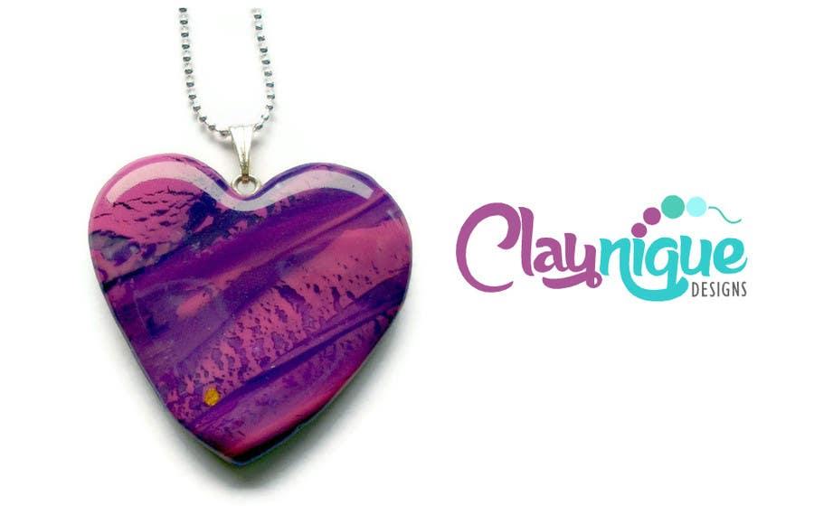 Tävlingsbidrag #                                        88                                      för                                         Design a Logo for Claynique Designs