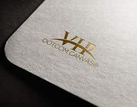 #635 for Logo for DotComCanvas VIP by sanjoybiswas94