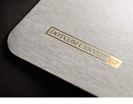 #310 for Logo for DotComCanvas VIP by MMsujonART