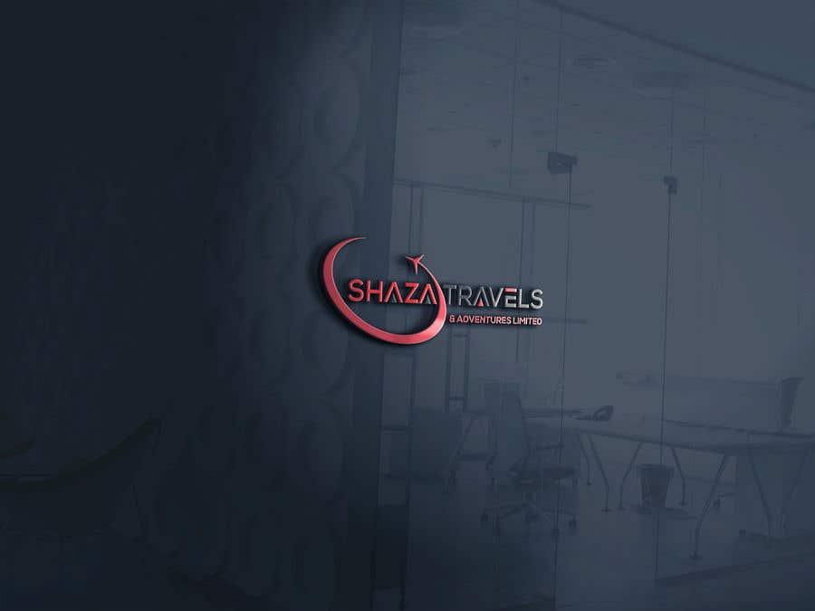 Kilpailutyö #                                        199                                      kilpailussa                                         Shaza Travels Logo Contest