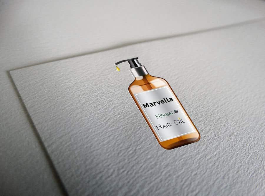 Penyertaan Peraduan #                                        40                                      untuk                                         Bottle label design