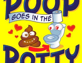 #94 for Design a Book Cover - Potty Training Book by giobanfi68