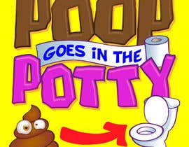 #111 for Design a Book Cover - Potty Training Book by giobanfi68