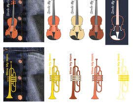 #25 for Create instrument illustrations by iamyesarun