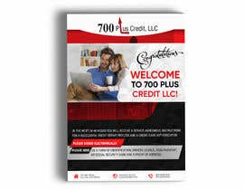 Nro 17 kilpailuun Need (5) individual flyers / graphics made for automatic emails sent to credit repair clients käyttäjältä khaledalmanse