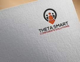 #369 para Theta Smart Logo and Card Design. por shimaakterjoli