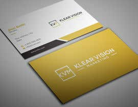 #512 untuk Business card design for marketing company oleh kazishafiqulisl3