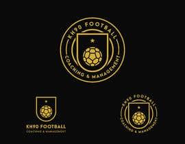 #43 dla Logo dla działalności piłkarskiej przez tariq0404